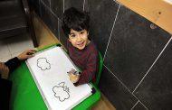 گزارشی از دنياي كودكان اوتيسمي + تصاویر